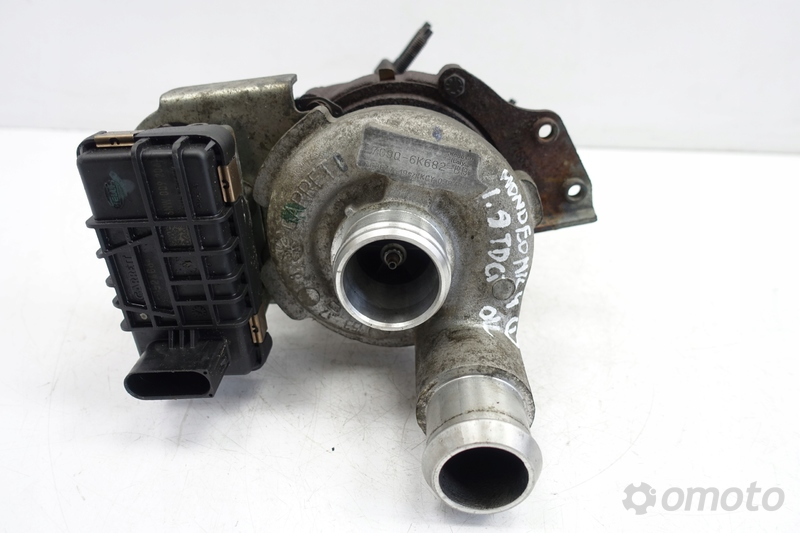 Ford Mondeo MK4 1.8 TDCI TURBOSPRĘŻARKA turbo