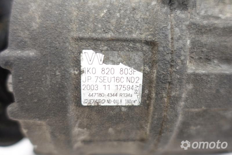 VW Golf V 1.6 FSI SPRĘŻARKA KLIMATYZACJI pompa
