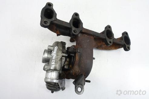 VW Sharan 1.9 TDI TURBOSPRĘŻARKA turbo 038253019N