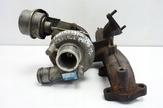 Skoda Fabia I 1.9 TDI TURBOSPRĘŻARKA turbo