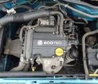 SILNIK KOMPLETNY Opel Corsa C 1.0 12V 60KM Z10XEP
