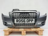 Audi A4 B7 CABRIO KOMPLETNY PRZEDNI ZDERZAK PRZÓD