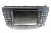 Mercedes CLK W209 RADIO CD NAVIGACJA A2098205489