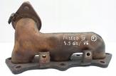 Pajero III 3.5 GDI V6 KOLEKTOR WYDECHOWY lewy