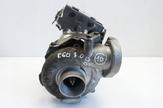 BMW E60 E61 3.0 D TURBOSPRĘŻARKA turbo 7791709