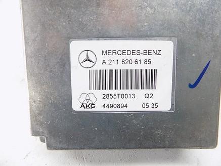 MODUŁ TELEFONU - Mercedes W211 02-09 A2118206185
