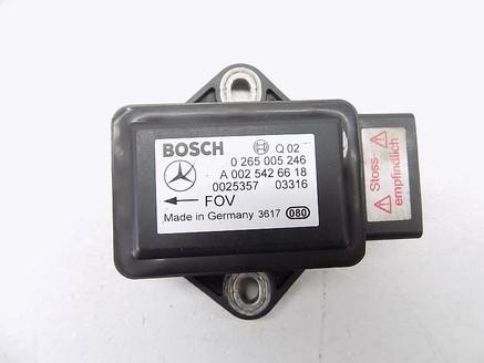 MODUŁ SENSOR ESP - Mercedes W211 02-09 A2112673124