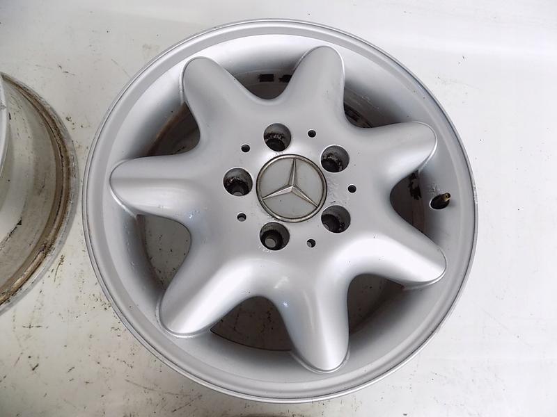 Felgi Aluminiowe 15cali 5x112 Mercedes W202 W203 Aluminiowe
