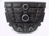 RADIO CD 400 panel nawiewu - OPEL ASTRA IV J