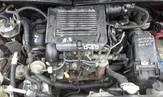 Toyota Yaris silnik 02-05 1.4 D4D 1ND-TV
