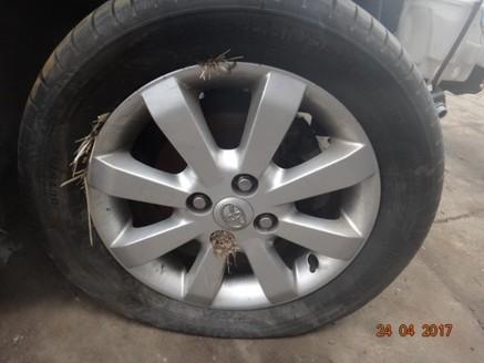 Toyota Felgi Aluminiowe 15 4x100 Aluminiowe Omotopl Części Do