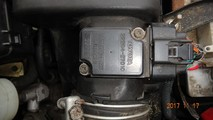 Toyota przepływomierz 22204-27010 D4D