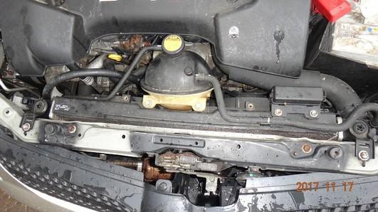 Corolla Verso 01- D4D 2.0 chłodnica wody