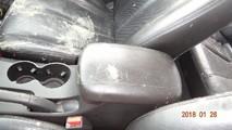 Hyundai Sonata 05-09 podłokietnik tunel środkowy