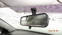 Corolla E12 HB 3D lusterko wsteczne