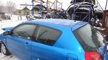 Corolla E12 HB 1.6  3D dach