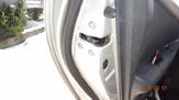 Corolla E12 HB 5D zamek przód  lewy  EUROPA