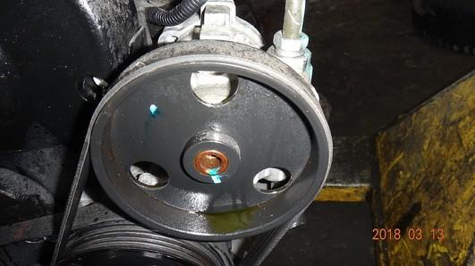 Chevrolet Aveo 08-11 1.4 16V pompa wspomagania