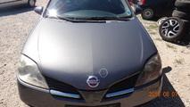 Nissan Primera P12 maska uszkodzona