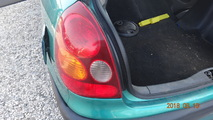 Toyota Corolla E11 97- lampa tył lewy 3 drzwi EUR.