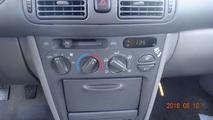 Toyota Corolla E11 97-99 panel sterowania nawiewem