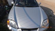 Hyundai Coupe Tiburon 02-05 maska