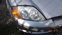 Hyundai Coupe Tiburon 02-05 reflektor prawy