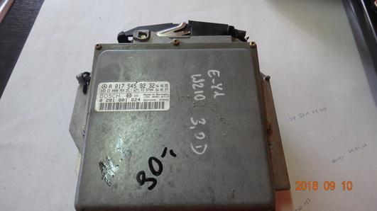 Mercedes komputer Bosch 0281001624