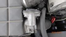 Mercedes W208 CLK przepustnica 1110960009