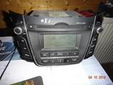 HYUNDAI I30 II RADIO FABRYCZNE AC100A6EE