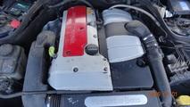 Mercedes W203 C klasa silnik 2.0 kompresor 163KM