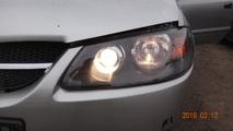 Nissan Almera N16 02-04 reflektor lewy lift