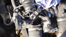 Peugeot 407 przepustnica 1.6 hdi 109KM 80KW