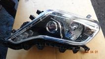 Toyota Land Cruiser 12- lift reflektor lewy Led