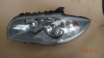 BMW 1 E81 E84 04-08 reflektor przód lewy