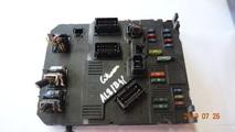 Citroen moduł BSI 9650584580
