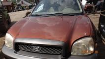 Hyundai Santa Fe 00-06 PRZEKŁADNIA KIEROWNICZA 2.4