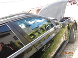BMW X3 E83 03- DRZWI PRZÓD PRAWE BLACK SAPPHIRE