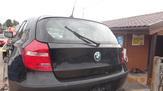 BMW 1 E87 04- KLAPA POKRYWA BAGAŻNIKA SCHWARTZ 2