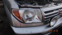PAJERO PININ 99- REFLEKTOR PRAWY PRZOD EUR