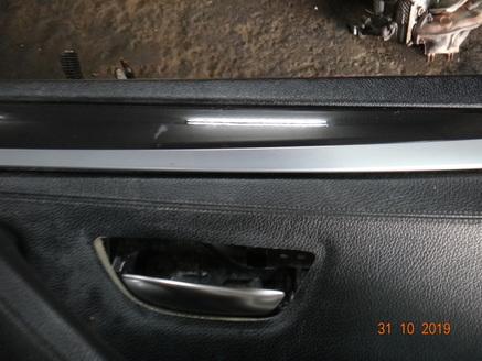 BMW 5 F10 Boczek tapicerka drzwi tył prawy