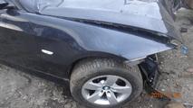 BMW 3 E90 E91 04- BŁOTNIK PRZOD PRAWY MONACOBLAU