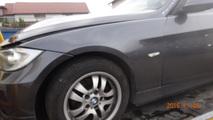 BMW 3 E90 04- BŁOTNIK LEWY A22
