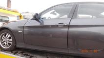 BMW 3 E90 E91 04- DRZWI PRZEDNIE LEWE A22