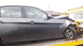 BMW 3 E90 04- DRZWI PRZEDNIE PRAWE A22