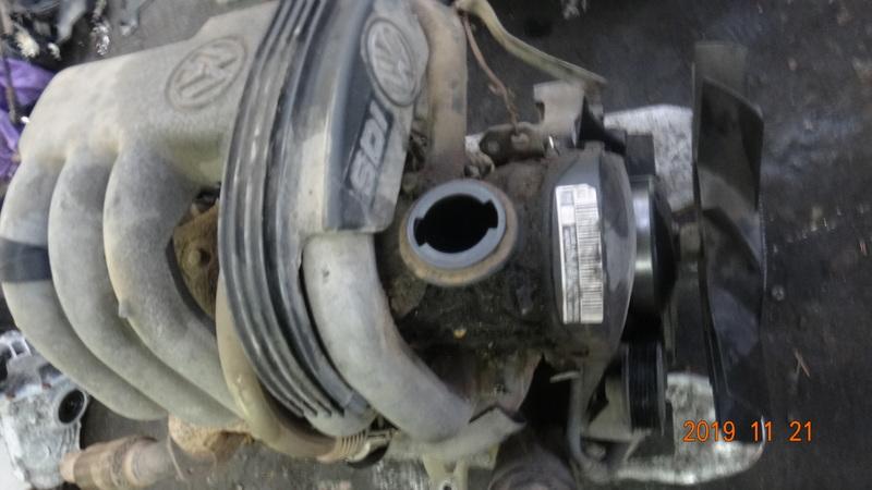 VW LT 96- SILNIK 2,5 SDI AGX