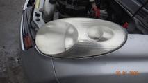 Nissan Micra K12 03-reflektor lewy