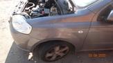 Chevrolet Aveo 06- błotnik lewy 8S sedan