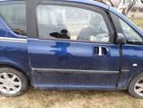 Peugeot 1007 05- Drzwi  przesuwne Prawe EGE Gołe