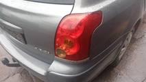 Toyota avensis T25 03- lampa tył prawa kombi